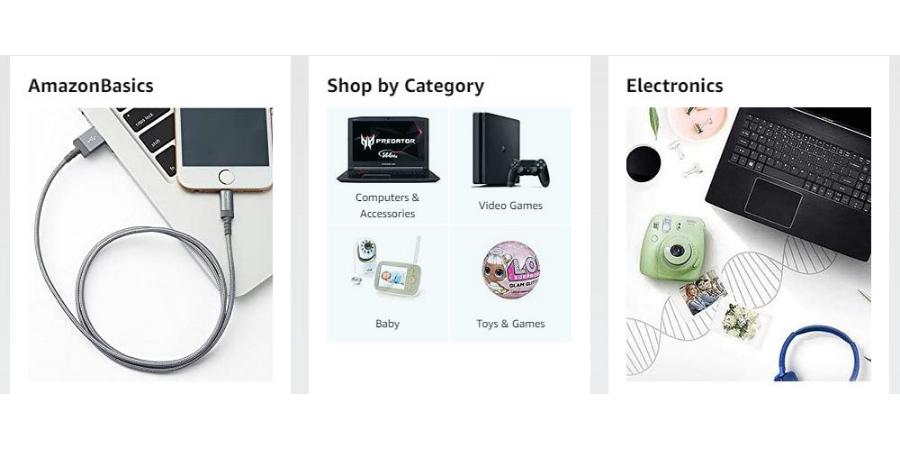 Amazon - Kitablar, elektronika, kompüterlər