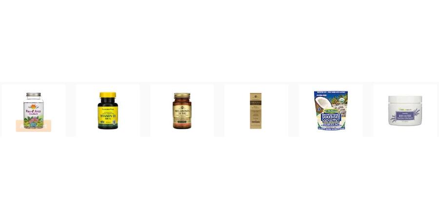 iHerb.com - Vitaminlər, əlavələr və təbii sağlamlıq məhsulları